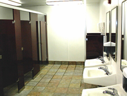 Building Maintenance - Restrooms